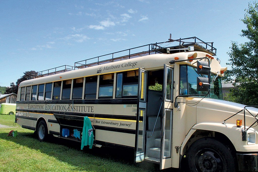 Alum Digs In To Bus History For SevenDays, A Vermont-based Magazine