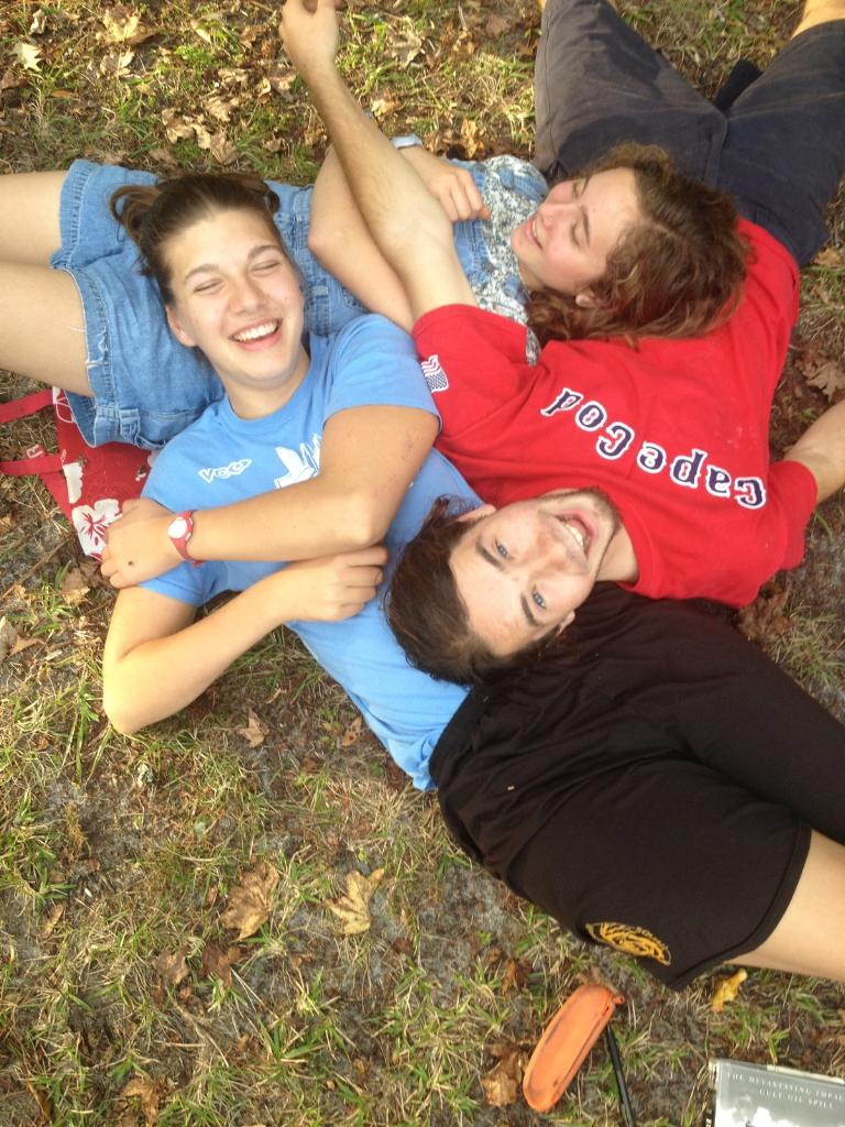 Student Reflections On The Fall Expedition